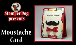 How to Make Mustache Card Video