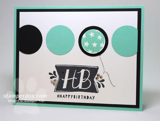 Quick & Easy Birthday Card