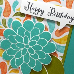 Love This Bright Birthday Card!