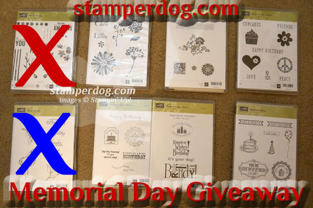 Memorial Day Giveaway