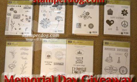 Memorial Day Giveaway