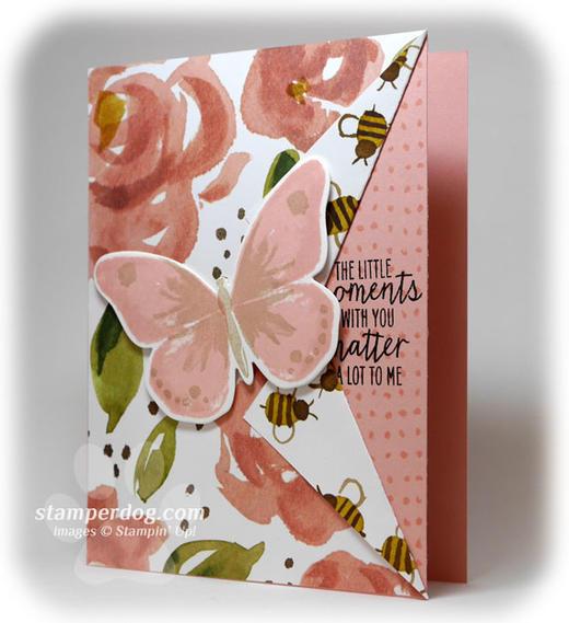 Buttefly Flip Card