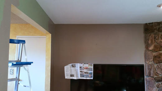 DIY House Painting