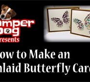 Inlaid Butterfly Card Video