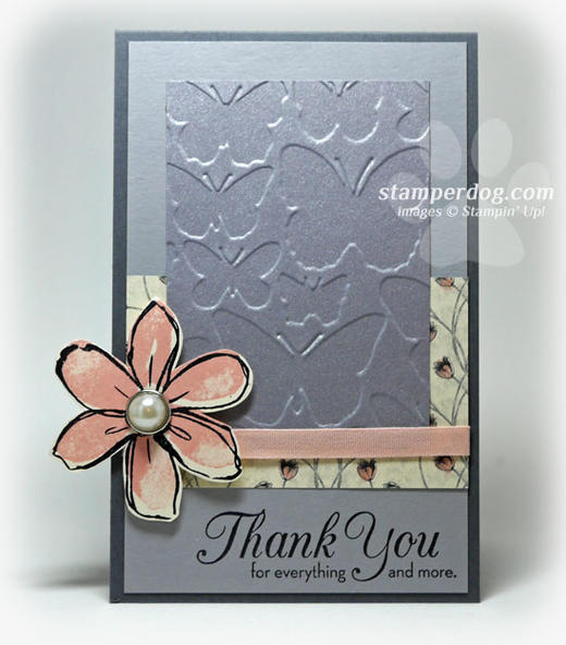 Mojo Thank You Card