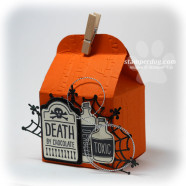Give a Halloween Treat Box
