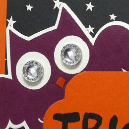 get those halloween cards started stampin 39 up demonstrator ann m clemmer stamper dog card. Black Bedroom Furniture Sets. Home Design Ideas