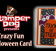 Quick & Fun Halloween Card Video