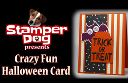 Quick & Fun Halloween Card Video