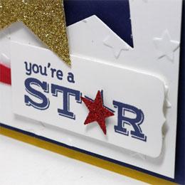 Card Fit for a Star