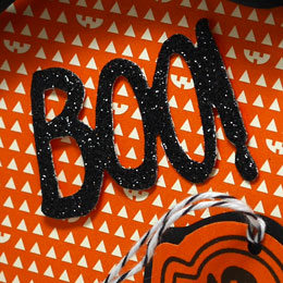 Quick & Cute Halloween Bag