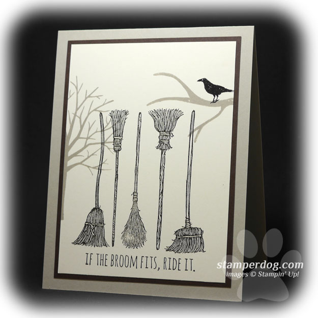 Refine Your Halloween Cards Stampin Up Demonstrator Ann M
