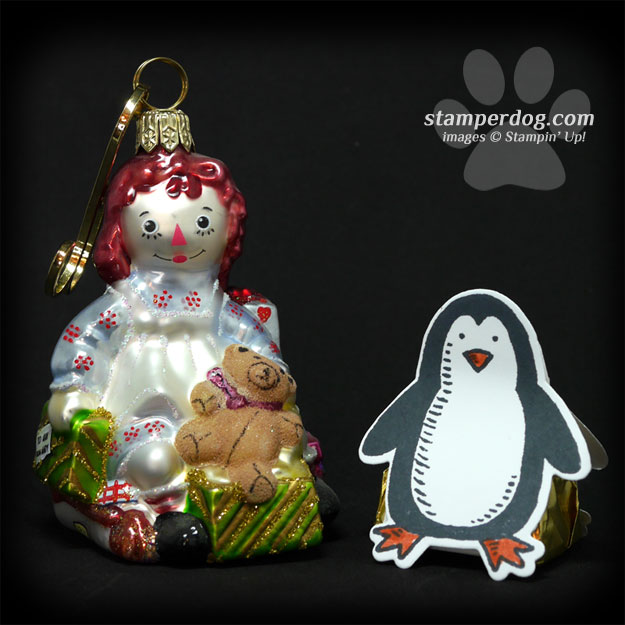 This Penguin Candy Holder is Just Too Cute!