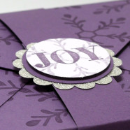 Beautiful Gift Box for Cards