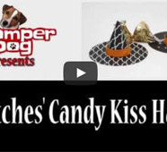 Candy Kiss Witches Hats Video