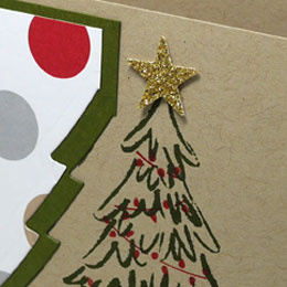 Another Little Square Christmas Card
