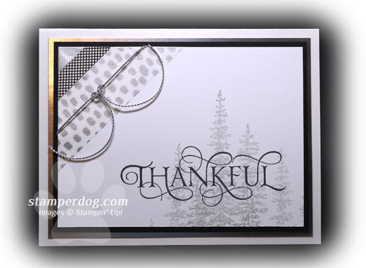 Elegant Thank You Card