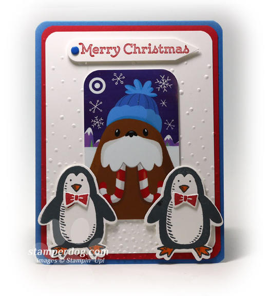 Christmas Gift Card Holder