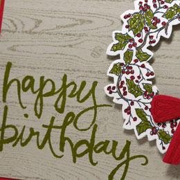 Do You Need a Christmas Birthday Card?