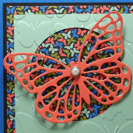 Get Well Butterflies Card