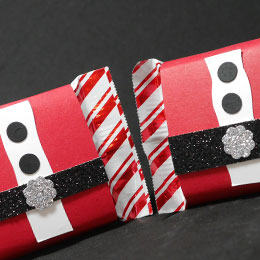 Perfect Santa Table Favors
