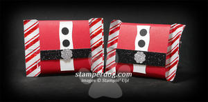Santa Table Favors