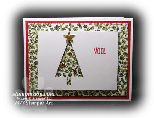 Valory's Christmas Card