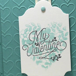 My Blue Valentine Card
