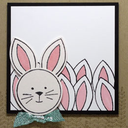 I'm Leaping for This Easter Card Idea!