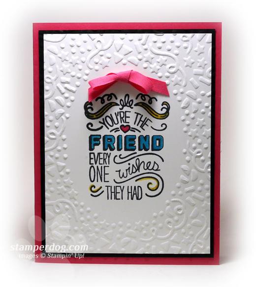 Best Friends Birthday Card