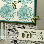 I Read About Your Birthday