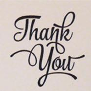 Thank You, Everyone!