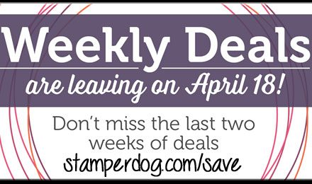 Weekly Deals Ending, But….