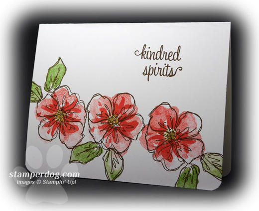 Kindred Spirits Sympathy Card
