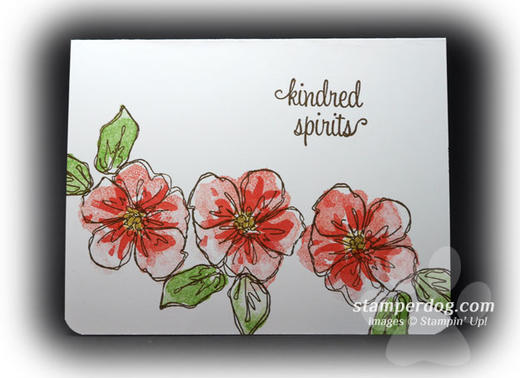 Kindred Sympathy Card