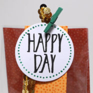 Paper Crafting with a Gift Packaging Kit