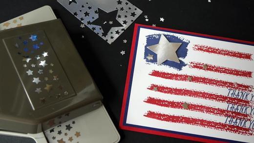 Enhanced Flag Card