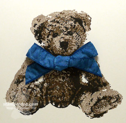 Who Wants to See a Teddy Bear Card?