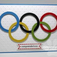 How to Make the Olympic Rings 2016