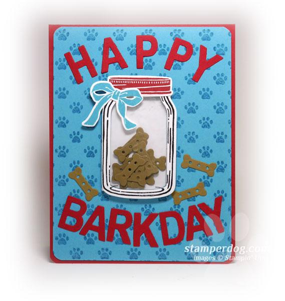 Do You Make Your Dog a Birthday Card?