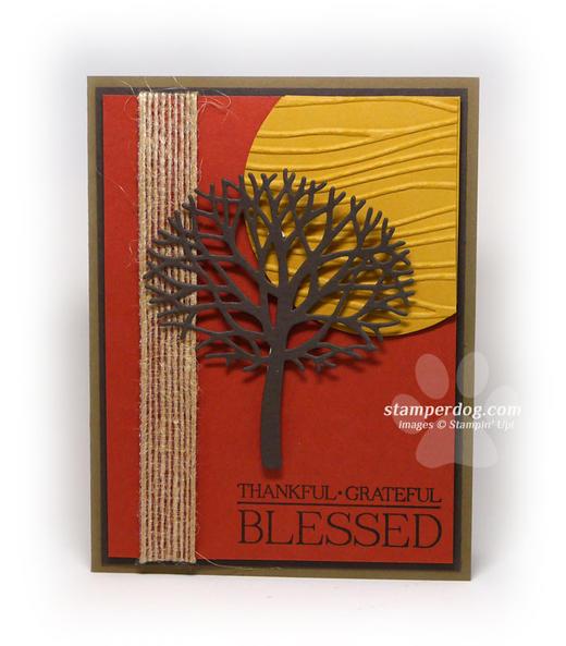 Moonlit Card