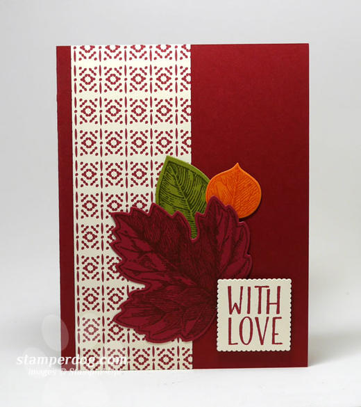 First Day of Fall Card