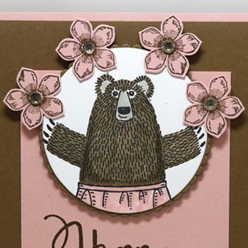 Happy Birthday Card for a Super Mom