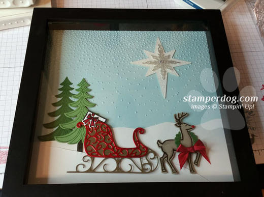 Christmas Framed Picture