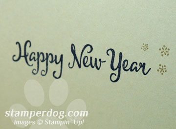 Forget Christmas Cards?  Send New Years Cards!