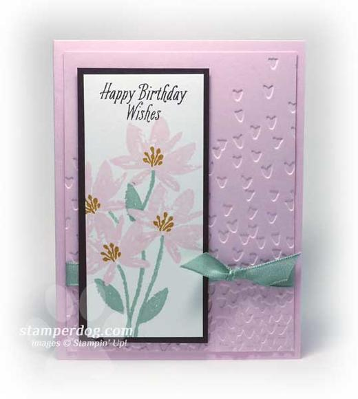 Pastel Birthday Card