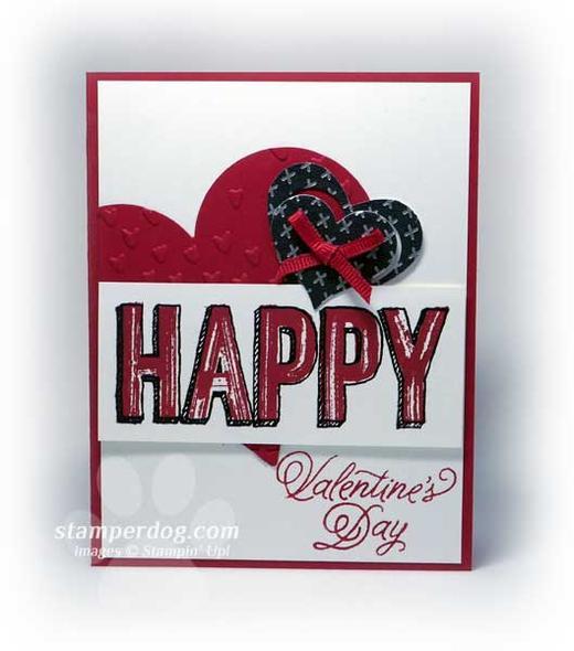 Mojo Valentines Card
