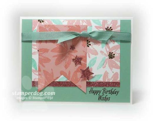 Mojo Birthday Card Idea