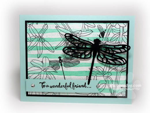 Dragonfly Friend Card