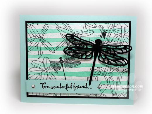 Dragonfly Friend Card